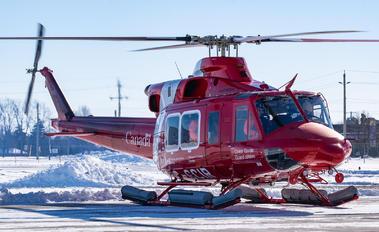 C-GCIR - Canada - Coast Guard Bell 412 EPi