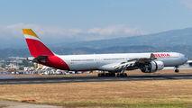 EC-JCY - Iberia Airbus A340-600 aircraft