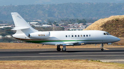 N131A - Private Dassault Falcon 2000 DX, EX
