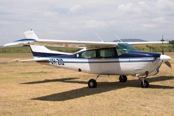 VH-ZIO - Private Cessna 210 Centurion