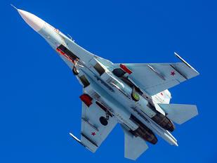 RF-92423 - Russia - Air Force Sukhoi Su-27