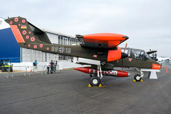 G-ONAA - Private North American OV-10 Bronco