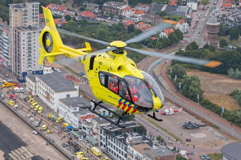 PH-HVB - ANWB Medical Air Assistance Eurocopter EC135 (all models)