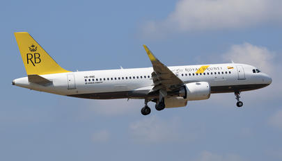 V8-RBE - Royal Brunei Airlines Airbus A320 NEO