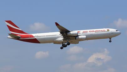 3B-NAU - Air Mauritius Airbus A340-300