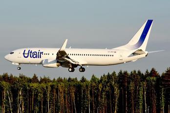 VQ-BDH - UTair Boeing 737-800