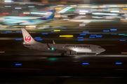 JA320J - JAL - Japan Airlines Boeing 737-800 aircraft