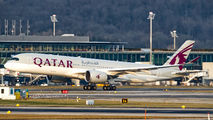A7-AMG - Qatar Airways Airbus A350-900 aircraft
