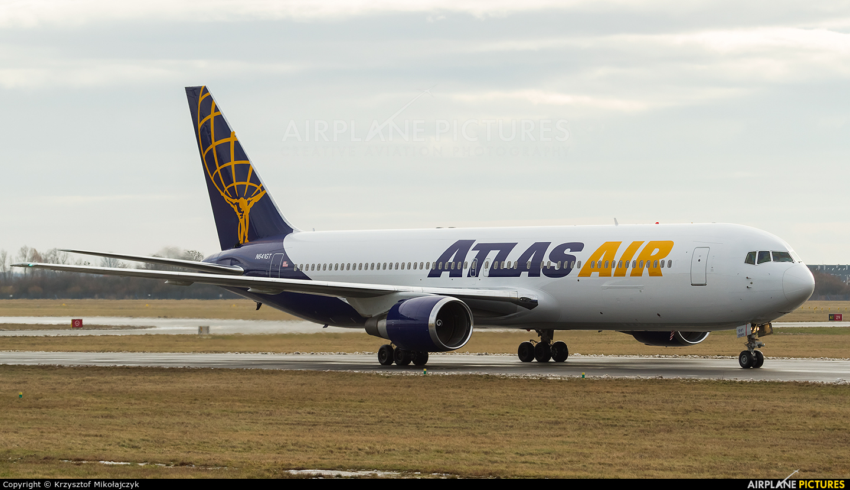 Atlas Air N641GT aircraft at Wrocław - Copernicus