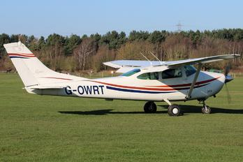 G-OWRT - Private Cessna 180 Skywagon (all models)