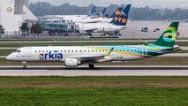 4X-EMA - Arkia Embraer ERJ-195 (190-200) aircraft