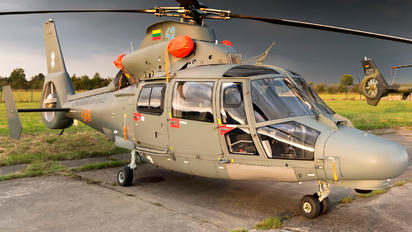 42 - Lithuania - Air Force Airbus Helicopters AS365 N3+