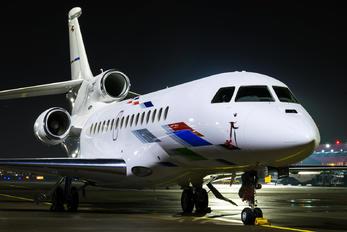 D-AGBB - Volkswagen Air Service Dassault Falcon 8X