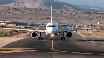 D-ASTO - Germania Airbus A319