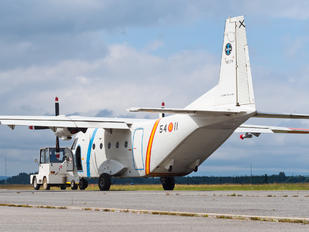 T.12D-74 - Spain - Air Force Casa C-212 Aviocar
