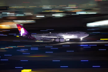 N360HA - Hawaiian Airlines Airbus A330-200