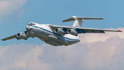 RF-76640 - Russia - Air Force Ilyushin Il-76 (all models)