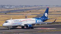 XA-GAW - Aeromexico Connect Embraer ERJ-190 (190-100) aircraft