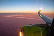 VQ-BCH - S7 Airlines Airbus A320 NEO aircraft