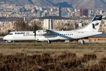 EP-ITB - Iran Air ATR 72 (all models)