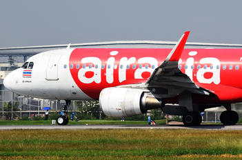 HS-BBD - AirAsia (Thailand) Airbus A320