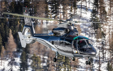 I-DDVE - Private Aerospatiale AS365 Dauphin II