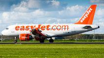 G-EZIX - easyJet Airbus A319 aircraft