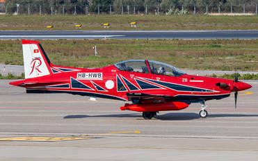 HB-HWB - Pilatus Pilatus PC-21