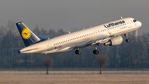 D-AIWB - Lufthansa Airbus A320 aircraft