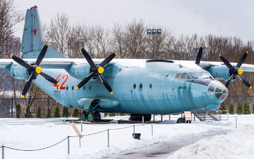 42 - Russia - Navy Antonov An-12 (all models)