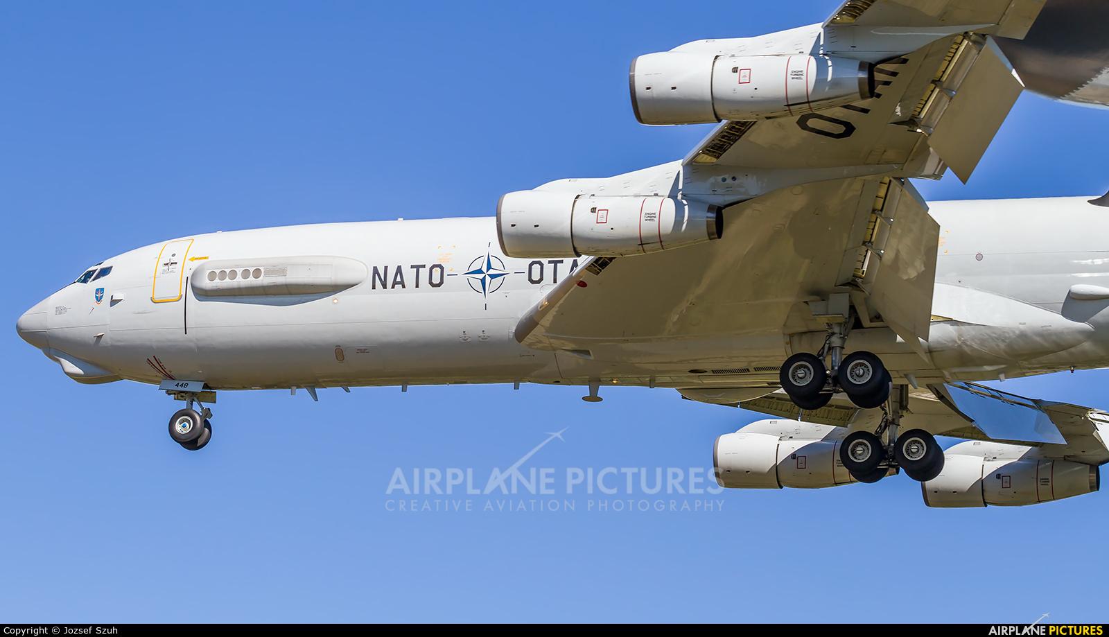NATO LX-N90448 aircraft at Kecskemét
