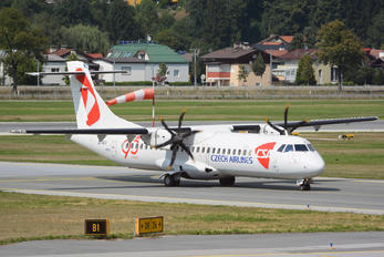 OK-NFV - Czech Air Service ATR 72 (all models)