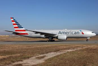 N786AN - American Airlines Boeing 777-200ER