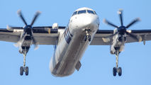 OY-YBZ - LOT - Polish Airlines de Havilland Canada DHC-8-400Q / Bombardier Q400 aircraft