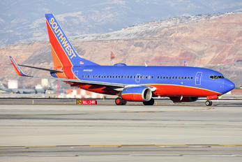 N495WN - Southwest Airlines Boeing 737-700