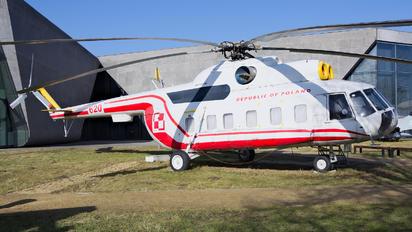 620 - Poland - Air Force Mil Mi-8P