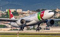 CS-TUC - Air Portugal Airbus A330neo aircraft