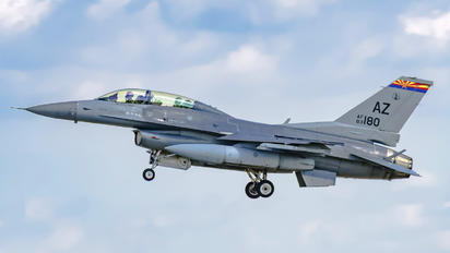 83-1180 - USA - Air Force Lockheed Martin F-16D Fighting Falcon