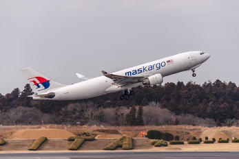9M-MUA - MASkargo Airbus A330-200F