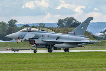 30+33 - Germany - Air Force Eurofighter Typhoon S