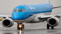 PH-EZI - KLM Embraer ERJ-190 (190-100) aircraft