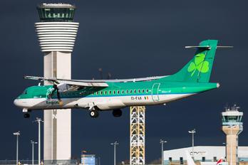 EI-FAX - Aer Lingus Regional ATR 72 (all models)