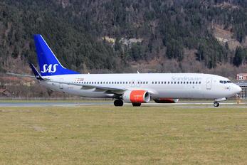 LN-RGF - SAS - Scandinavian Airlines Boeing 737-800