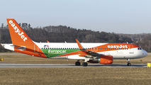 OE-IVV - easyJet Europe Airbus A320 aircraft