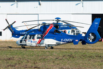 F-GVGV - Heli-Union Eurocopter AS365 Dauphin 2