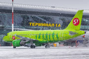 VP-BHQ - S7 Airlines Airbus A319 aircraft
