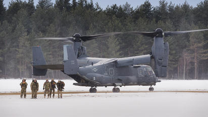 0063 - USA - Air Force Bell-Boeing CV-22B Osprey