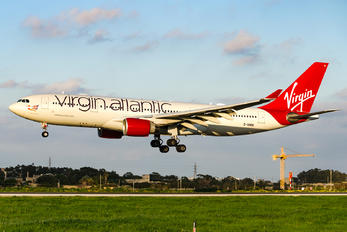 G-VMIK - Virgin Atlantic Airbus A330-200