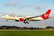 G-VMIK - Virgin Atlantic Airbus A330-200 aircraft