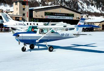 HB-CIX - Private Reims F172
